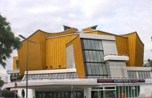 ベルリンフィルハーモニーホール