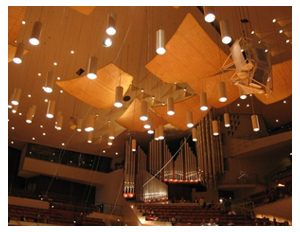 ベルリンフィルのデジタルコンサートホール