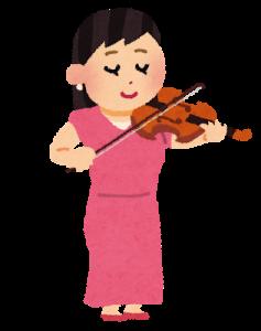 バイオリン初心者におすすめの小品